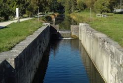 On the Ludwig-Danube-Main Canal in Mühlhausen_ © municipality Mühlhausen